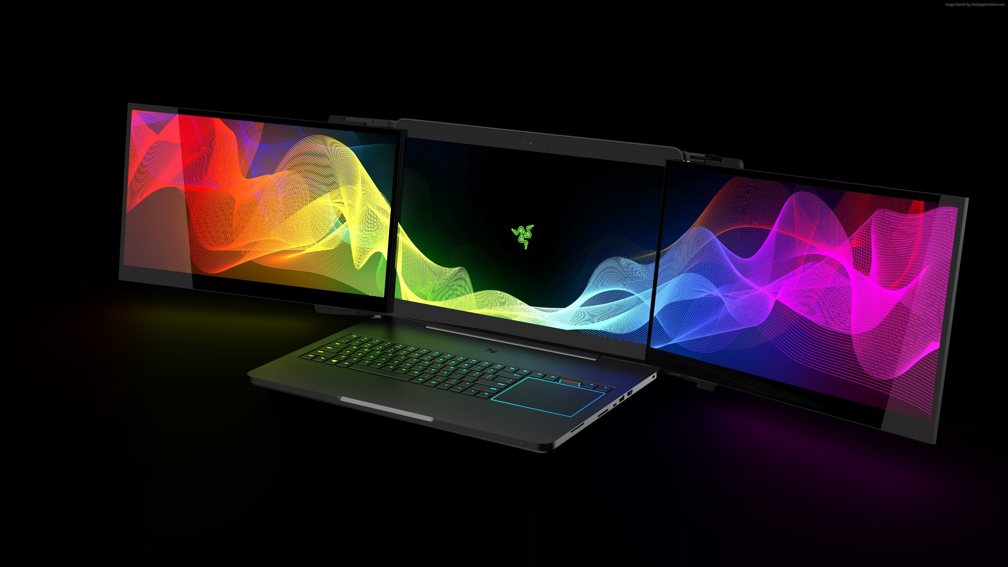 Razer Project Valerie Laptop Uhd 4k Wallpaper Pixelz