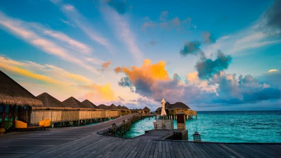 resort constance halaveli maldives uhd 4k wallpaper