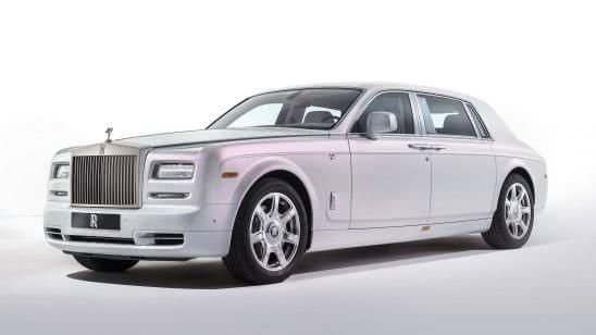 rolls royce phantom serenity sedan white uhd 4k wallpaper