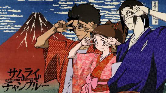 samurai champloo peace uhd 4k wallpaper