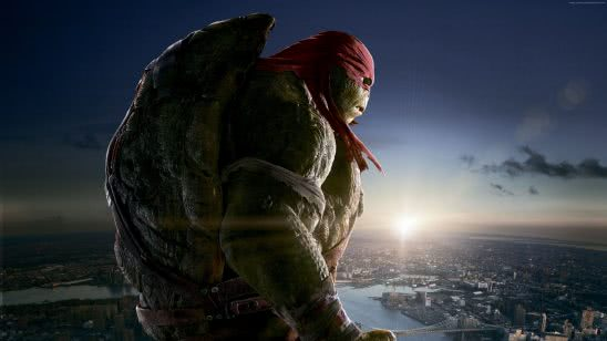 teenage mutant ninja turtles half shell raphael uhd 4k wallpaper