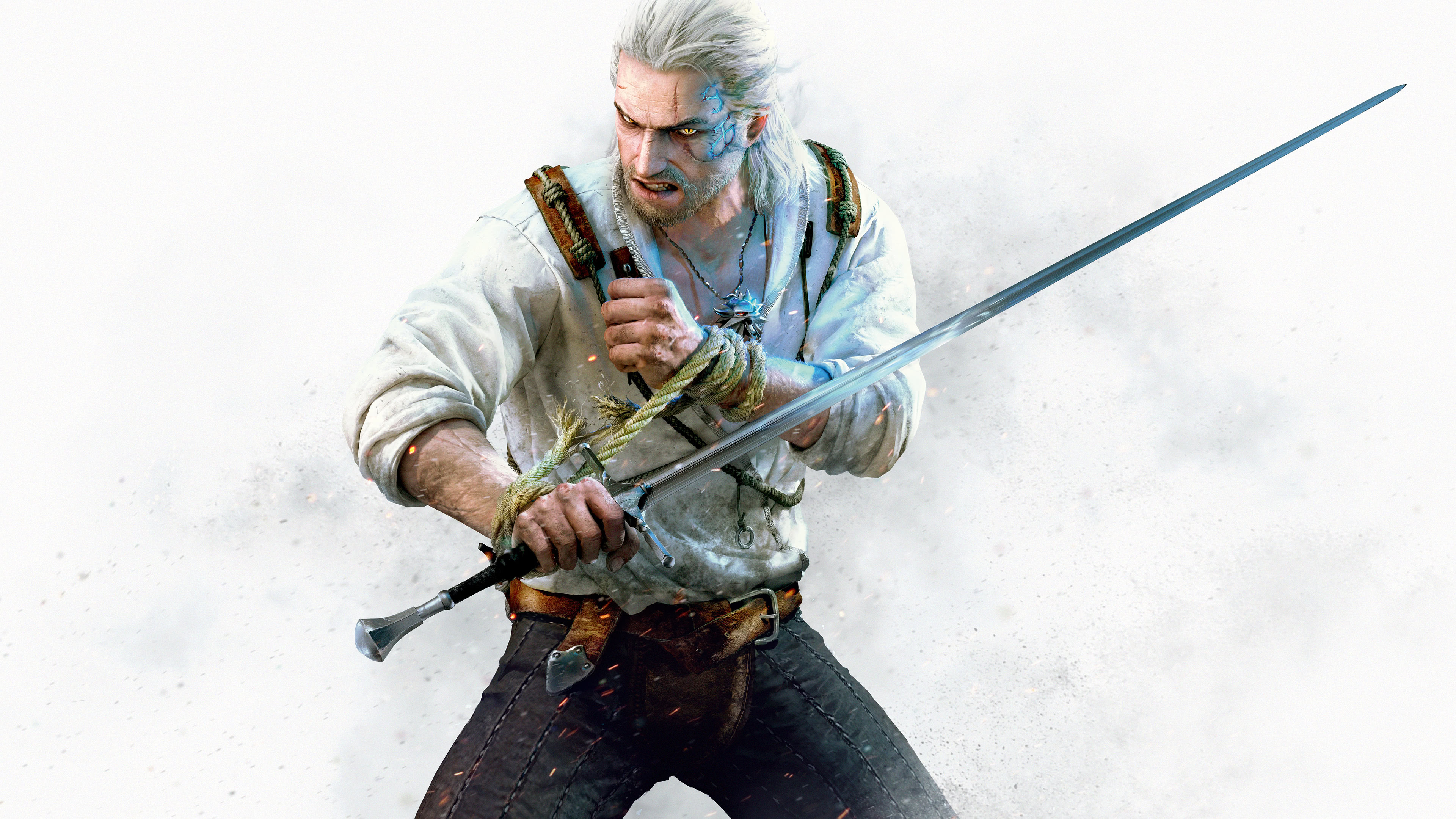 The Witcher 3 Wild Hunt Hearts Of Stone Expansion Geralt Uhd 4k Wallpaper Pixelz