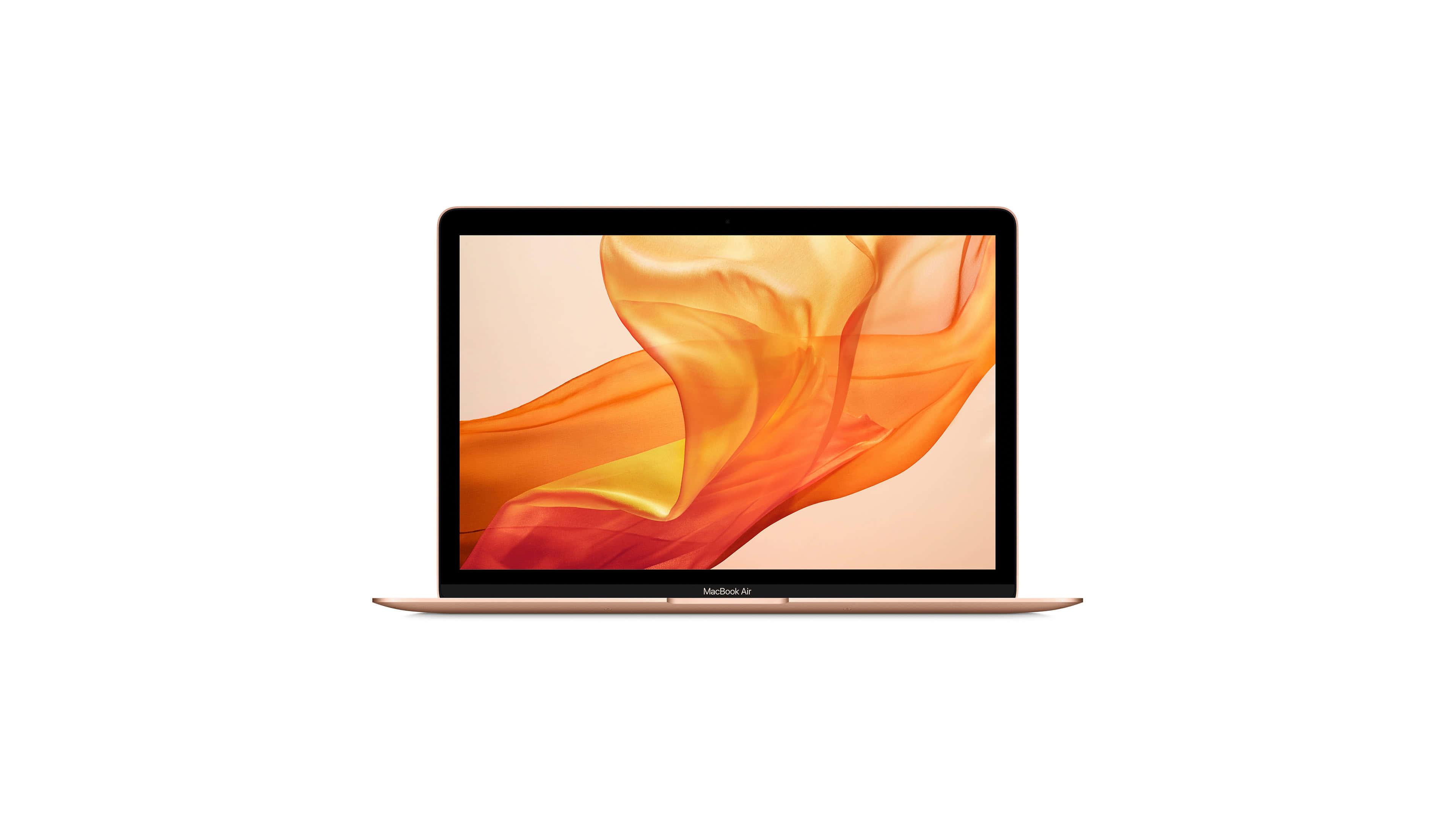 apple macbook air 13.3 front uhd 4k wallpaper
