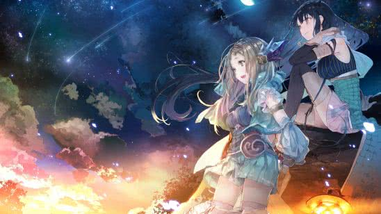 atelier firis the alchemist of the mysterious journey uhf 4k wallpaper