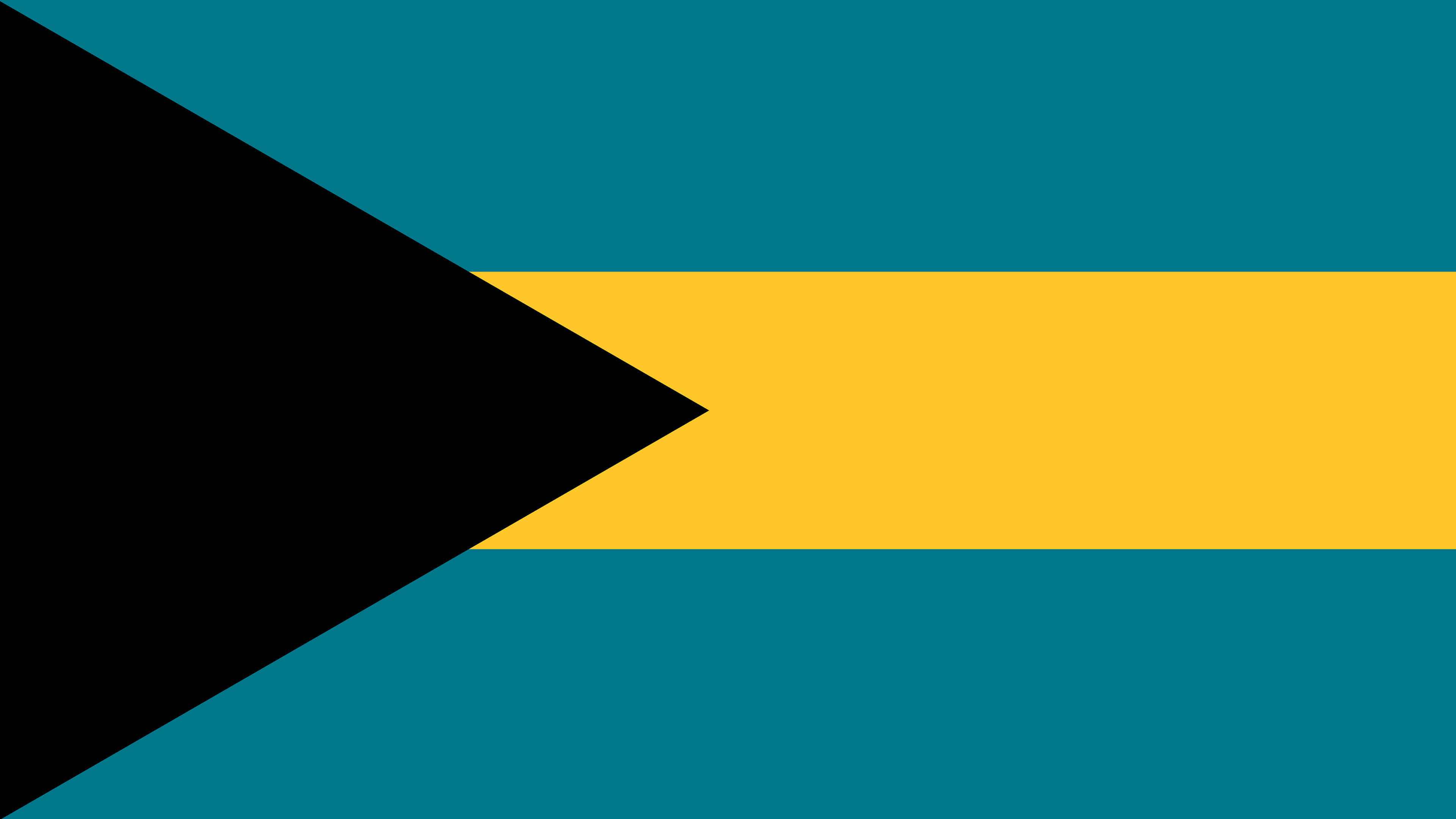 bahamas flag uhd 4k wallpaper