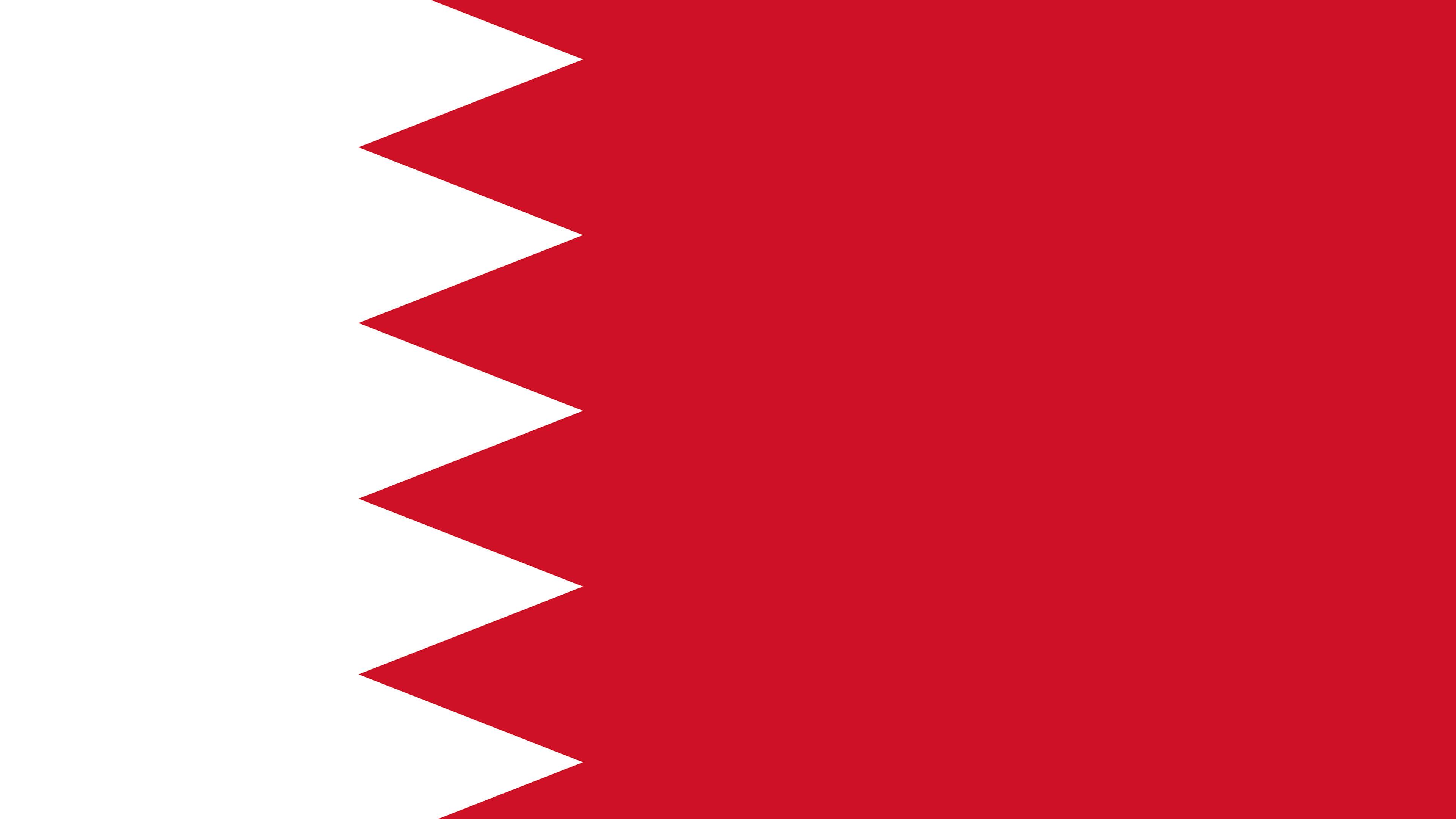 bahrain flag uhd 4k wallpaper