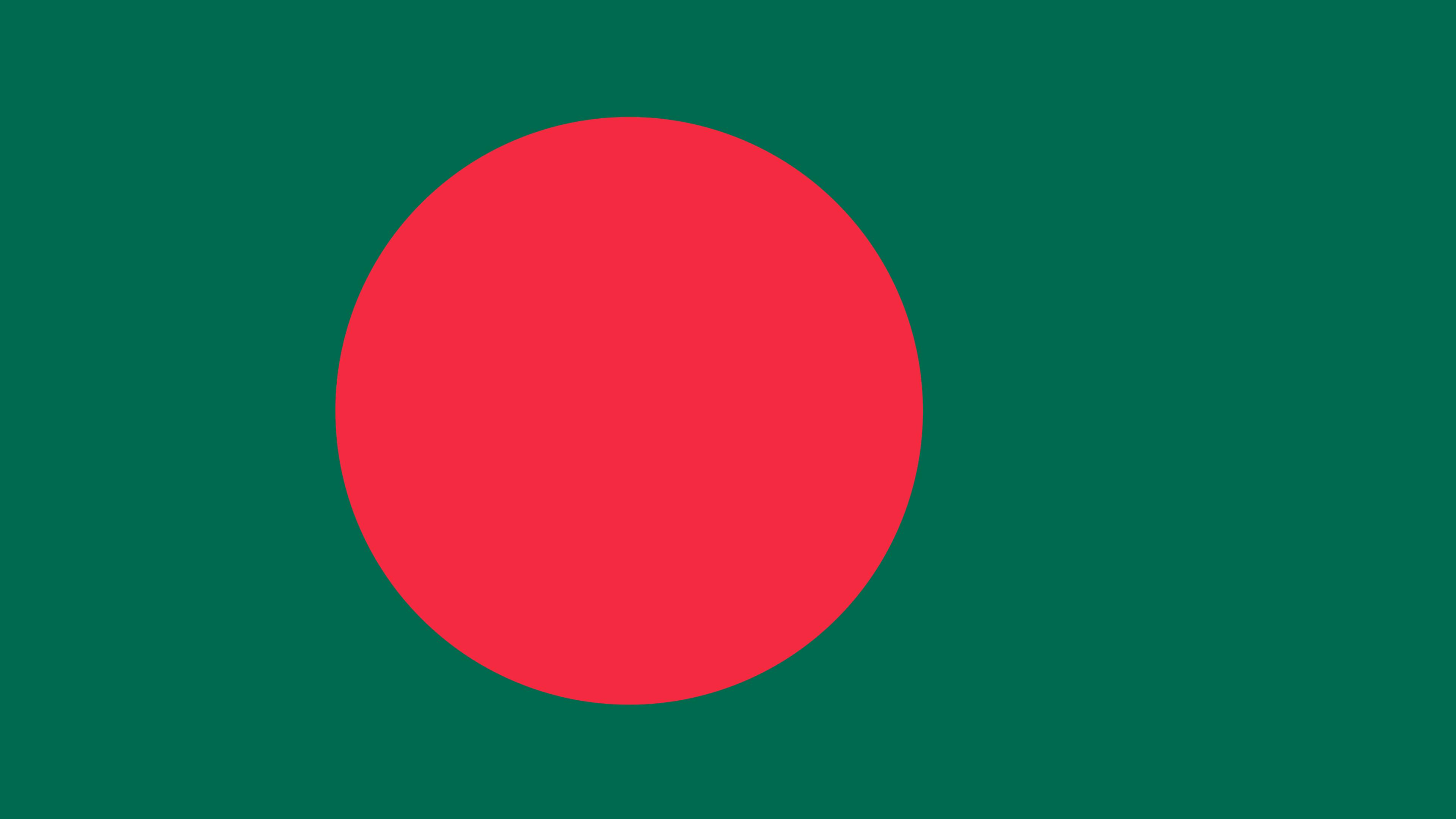 bangladesh flag uhd 4k wallpaper