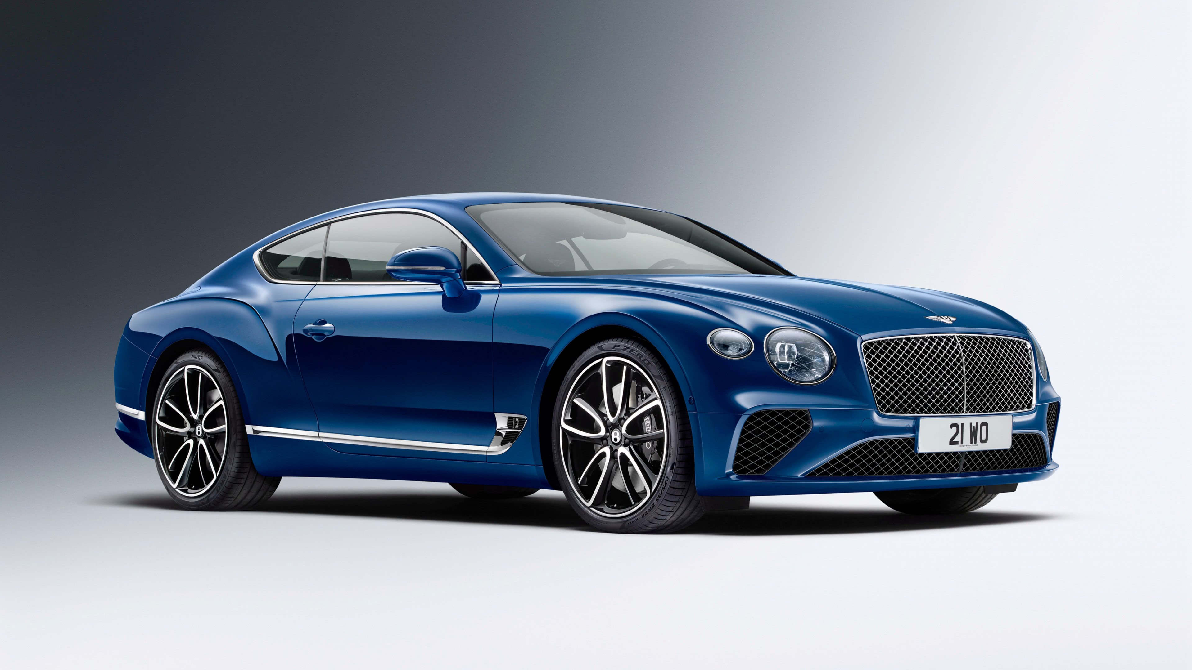 bentley continental gt uhd 4k wallpaper