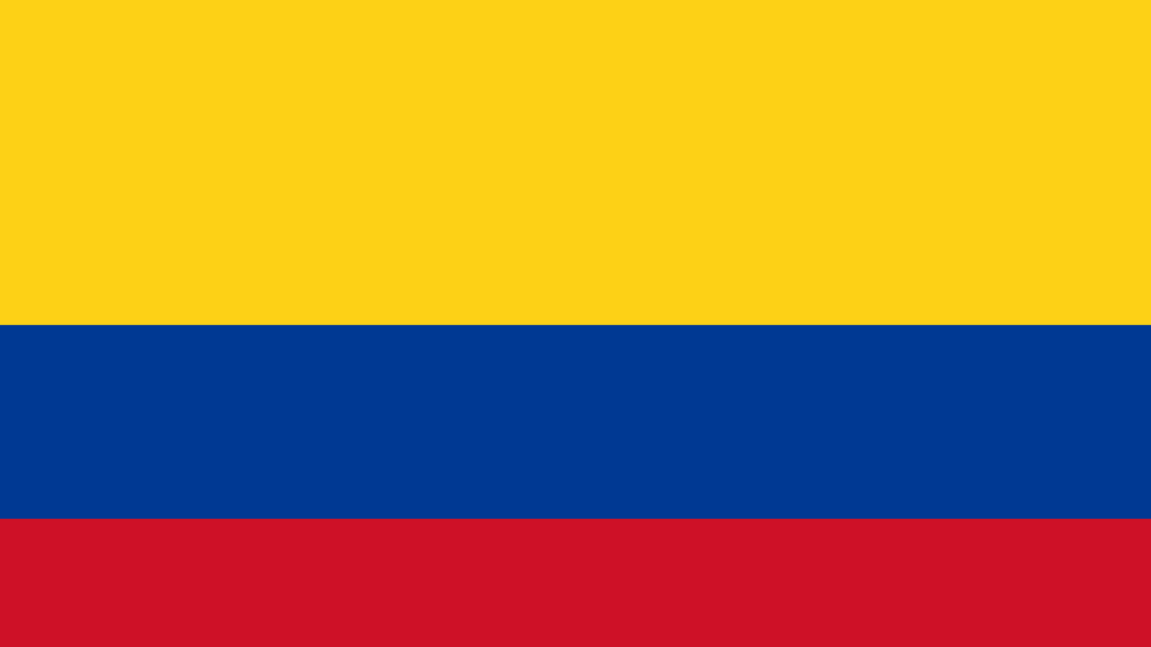 colombia flag uhd 4k wallpaper