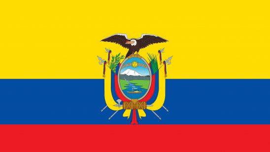 ecuador flag uhd 4k wallpaper