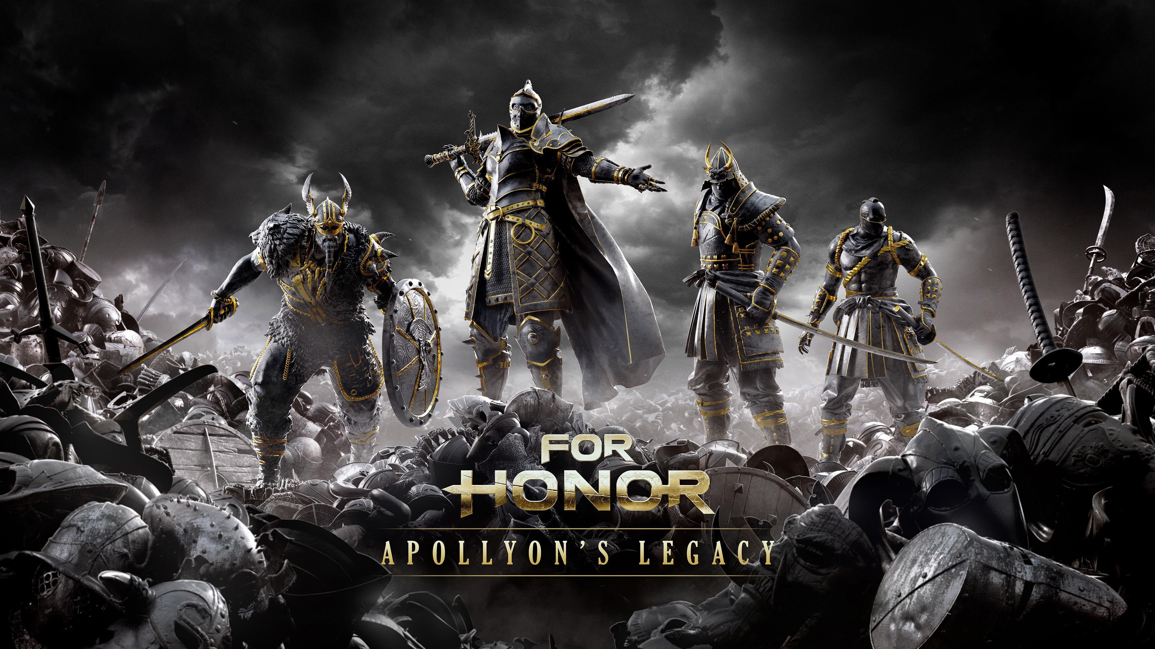 For Honor Season 5 Apollyons Legacy UHD 4K Wallpaper | Pixelz