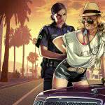 Grand Theft Auto 5 Female Police
