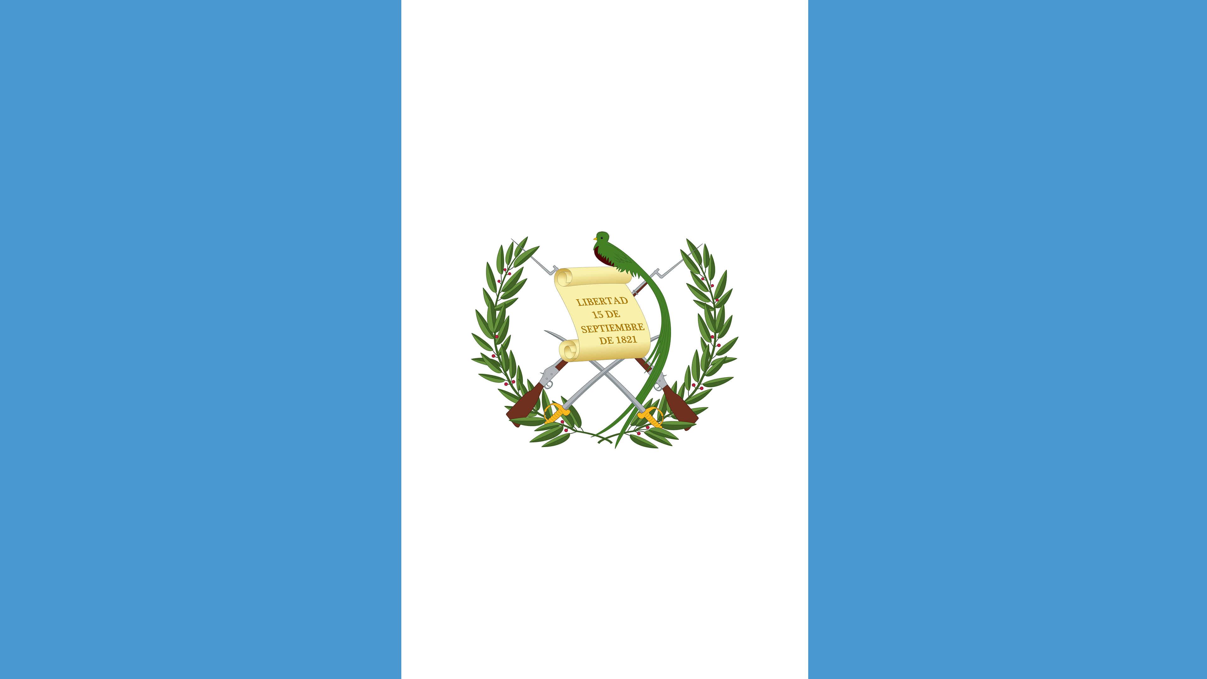 guatemala flag uhd 4k wallpaper