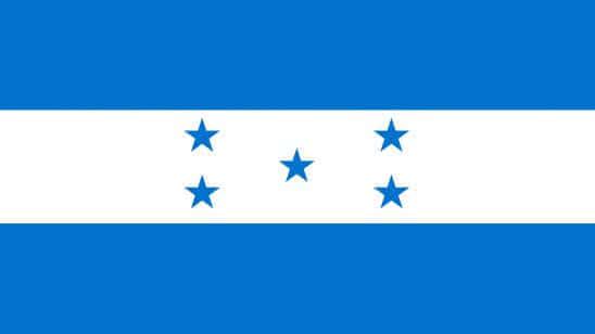 honduras flag uhd 4k wallpaper