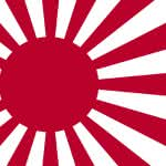 imperial japanese rising sun flag uhd 4k wallpaper
