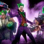 infinite crisis gaslight joker uhd 4k wallpaper