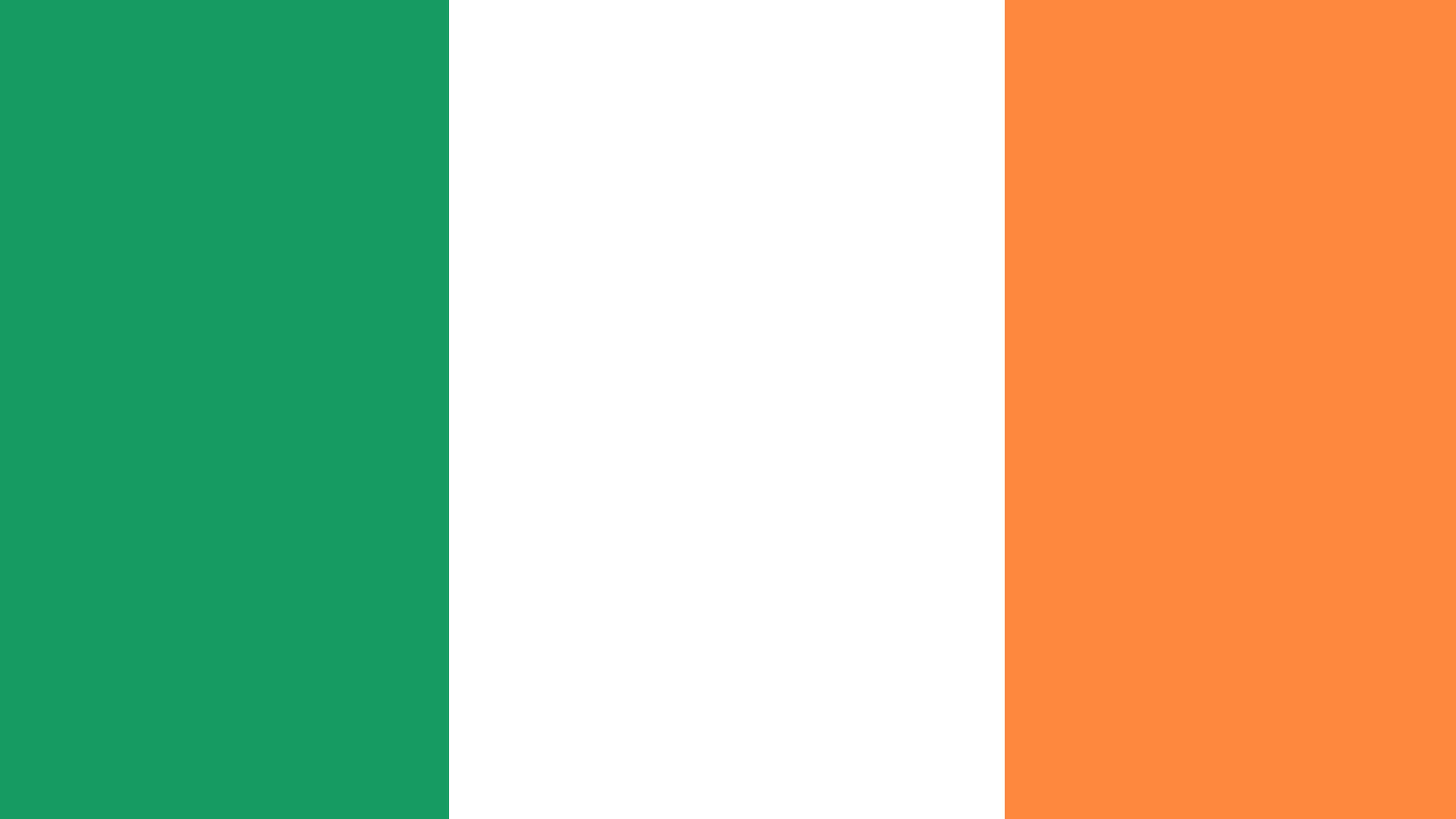 ireland flag uhd 4k wallpaper