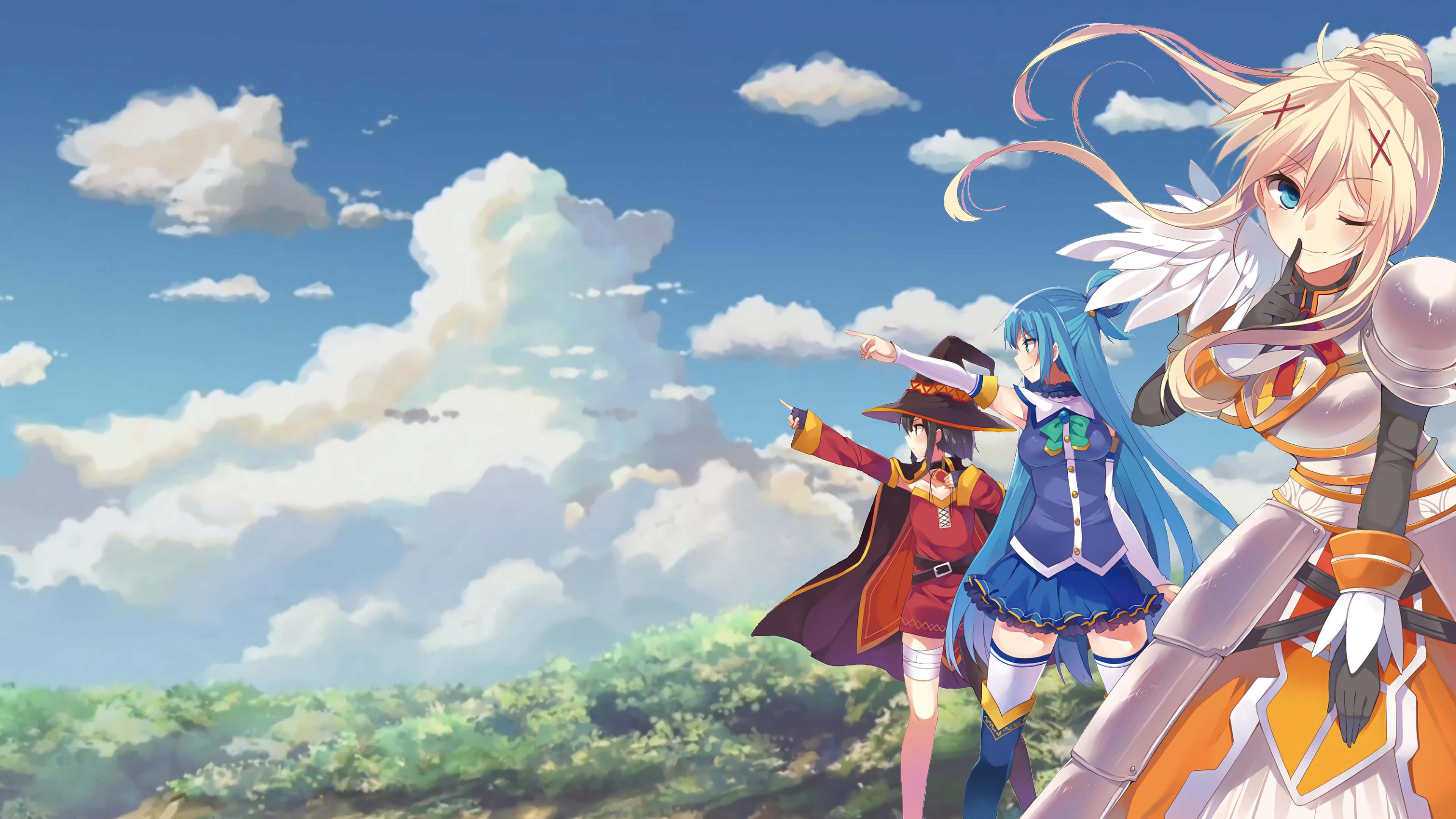 Konosuba Gods Blessing On This Wonderful World UHD 4K ...