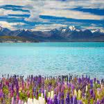 lake tekapo new zealand uhd 4k wallpaper