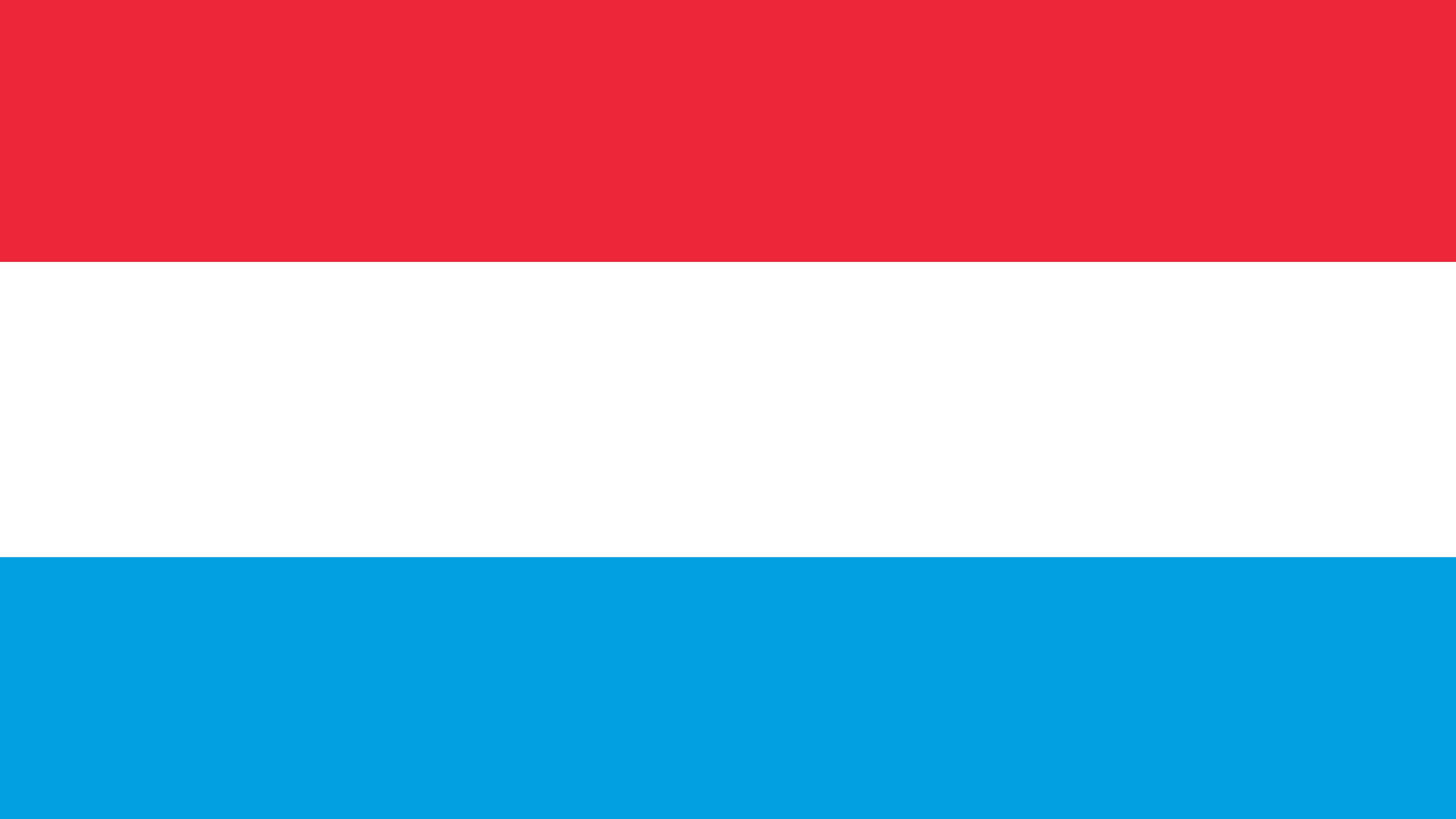 luxembourg flag uhd 4k wallpaper