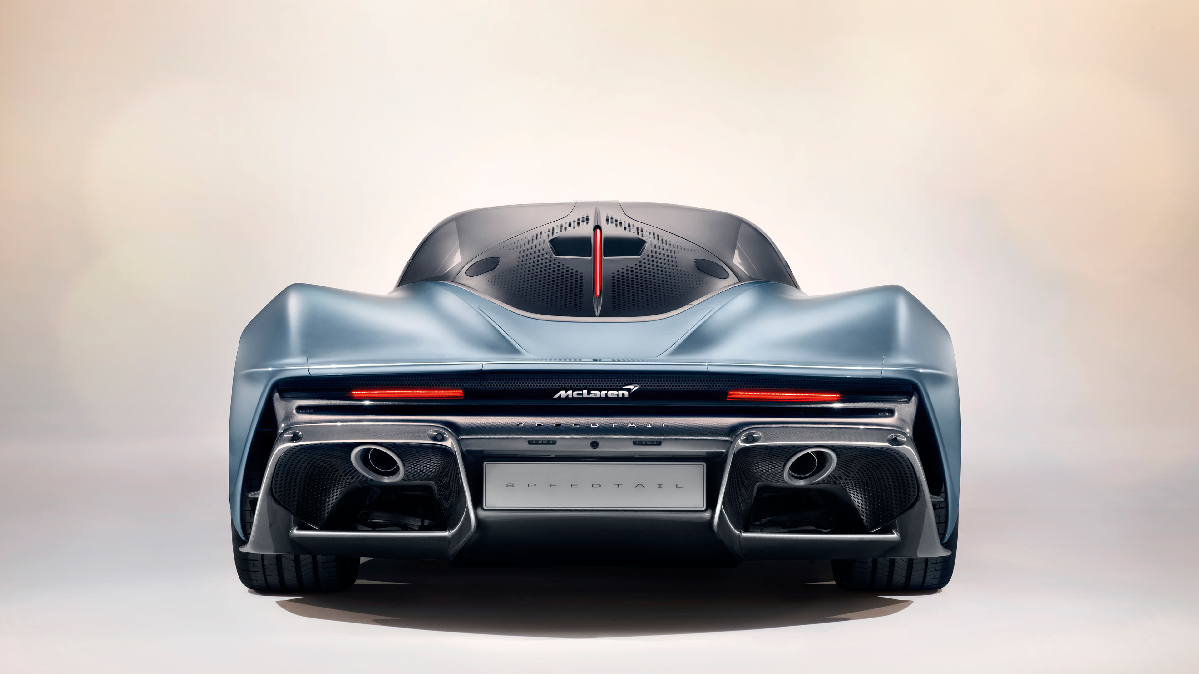 mclaren speedtail rear uhd 4k wallpaper