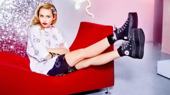 miley cyrus converse photoshoot uhd 4k wallpaper