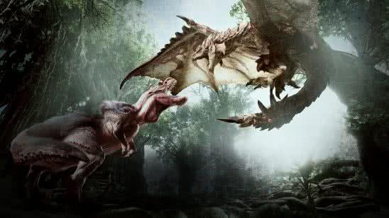 monster hunter world e3 uhd 4k wallpaper