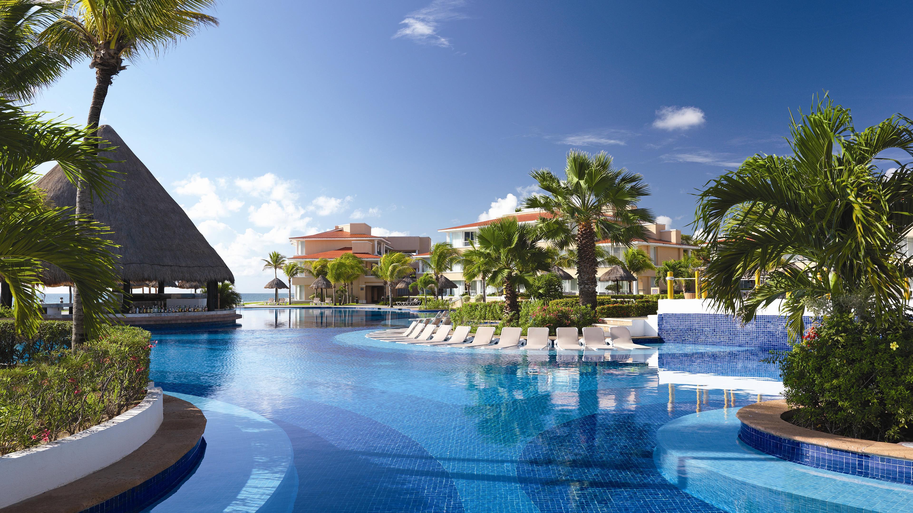 moon palace resort cancun mexico uhd 4k wallpaper