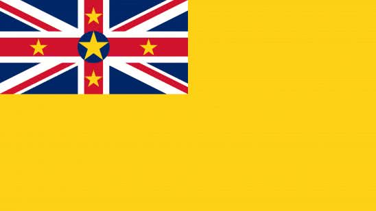 niue flag uhd 4k wallpaper