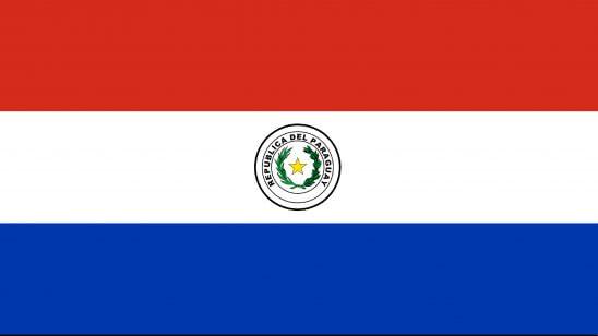 paraguay flag uhd 4k wallpaper