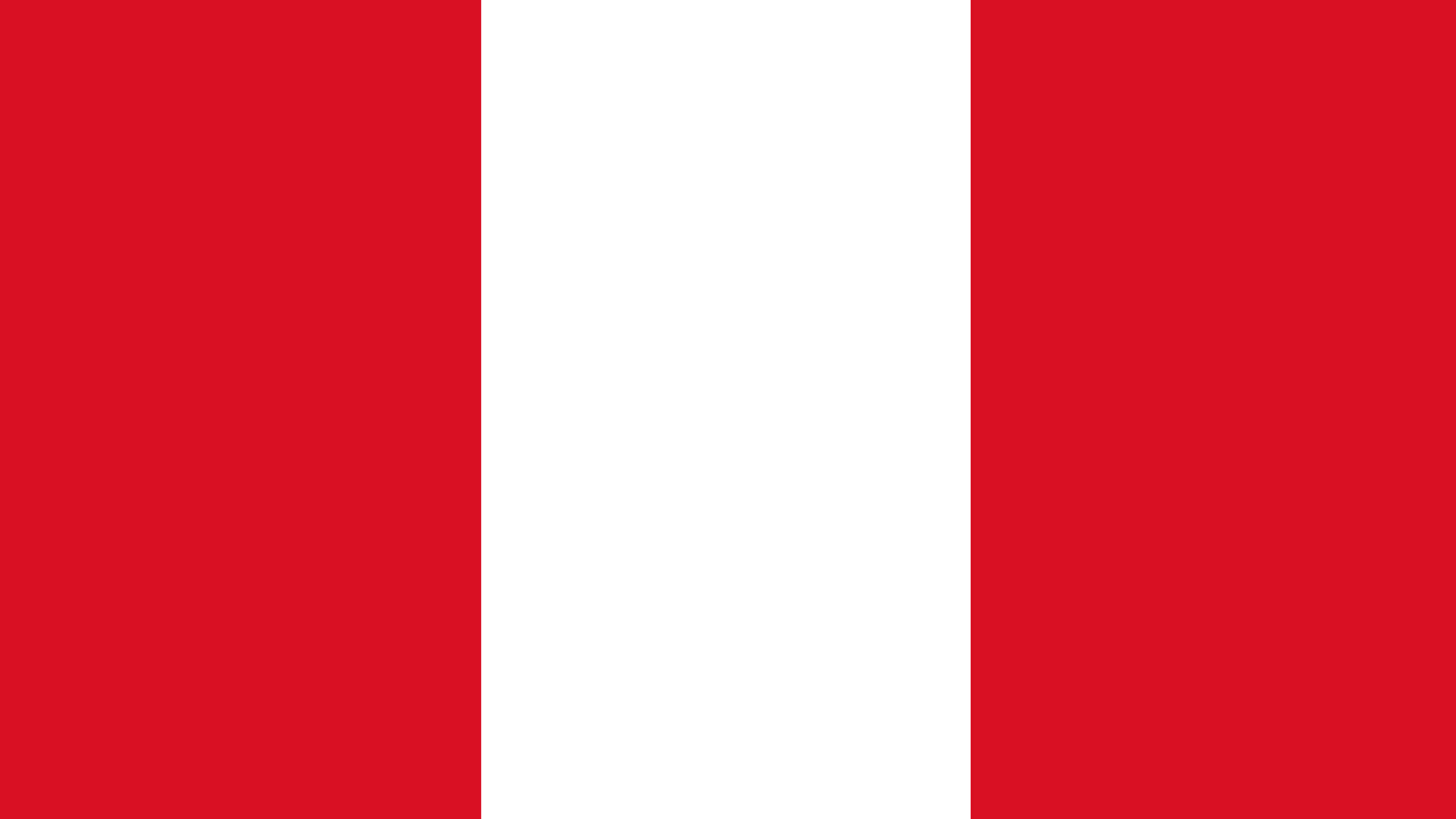 peru flag uhd 4k wallpaper