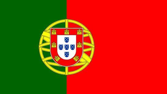portugal flag uhd 4k wallpaper