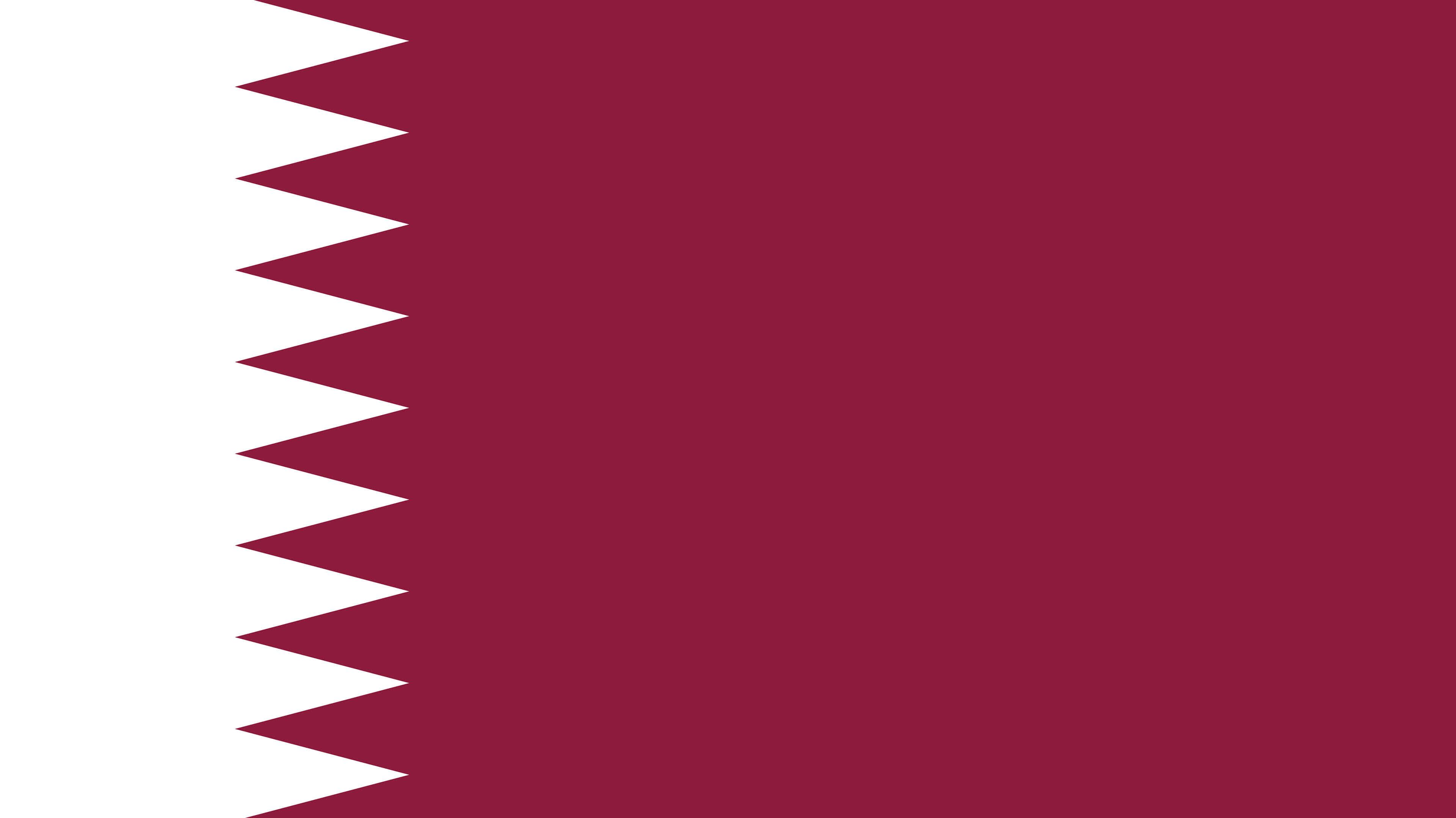qatar flag uhd 4k wallpaper
