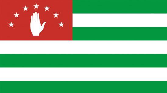republic of abkhazia flag uhd 4k wallpaper