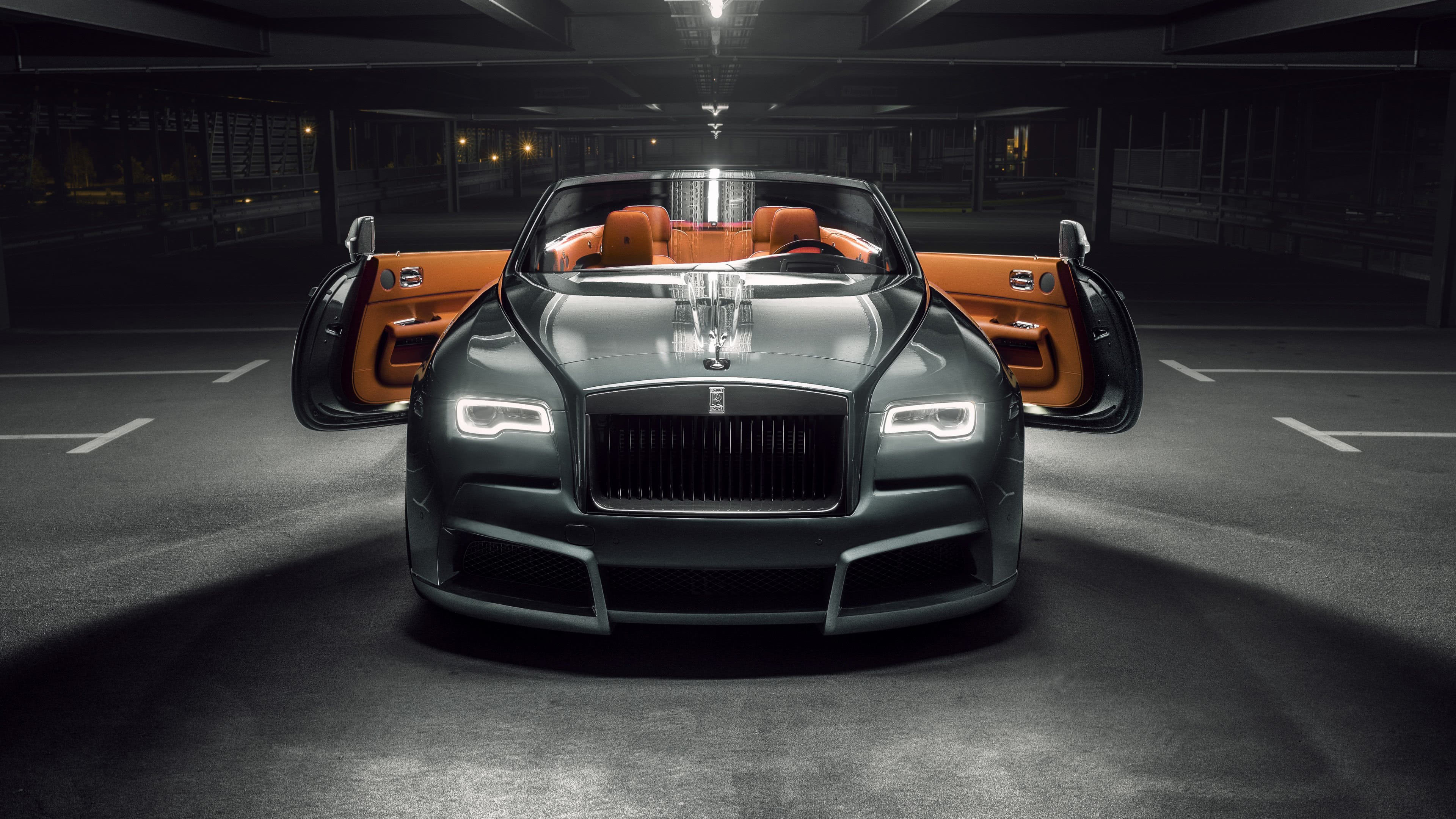 rolls royce dawn uhd 4k wallpaper