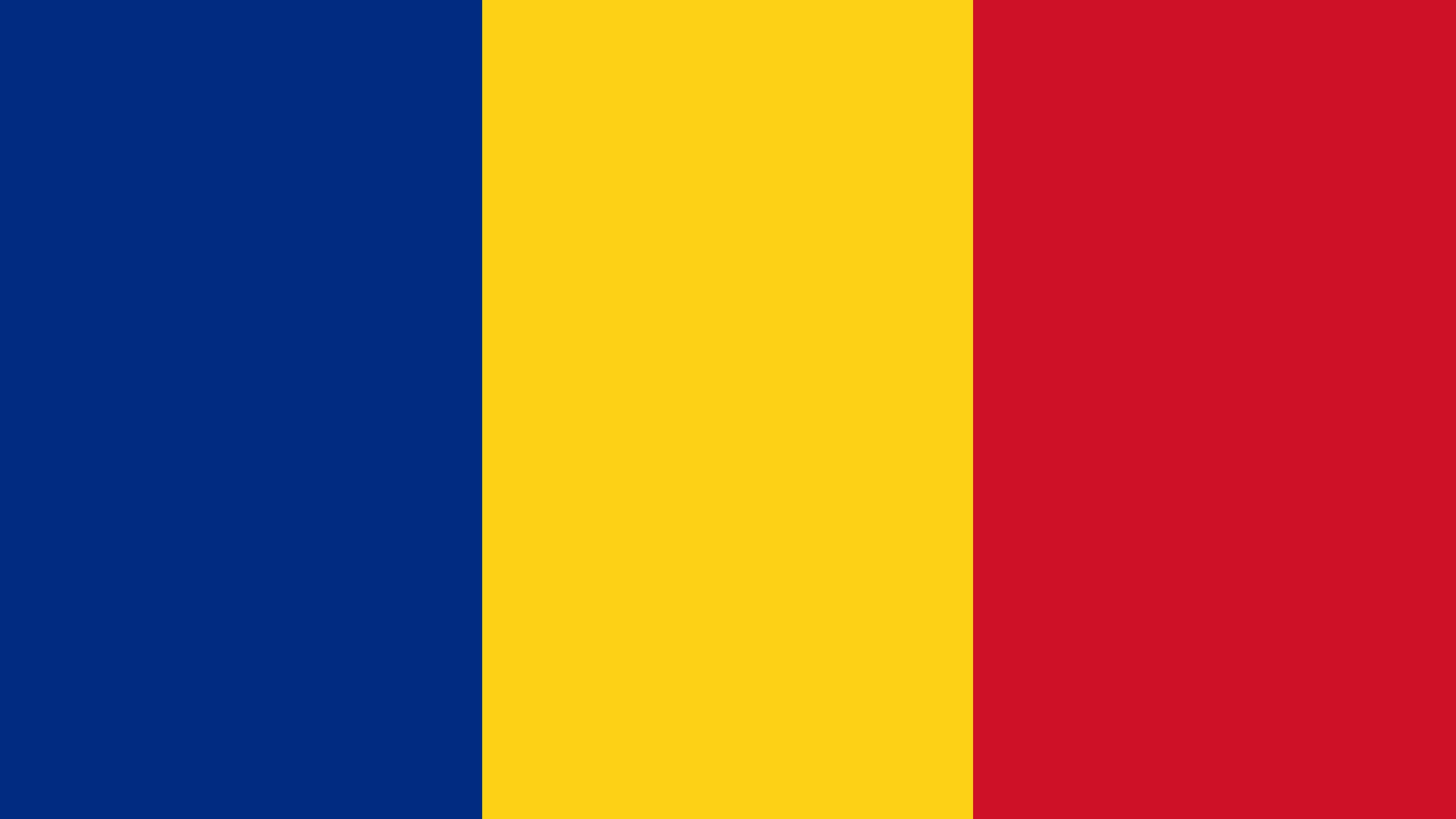 romania flag uhd 4k wallpaper