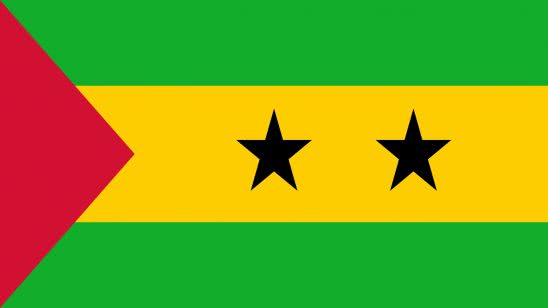 sao tome and principe flag uhd 4k wallpaper