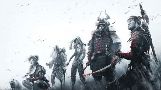 shadow tactics blades of the shogun uhd 4k wallpaper