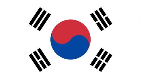 south korea flag uhd 4k wallpaper