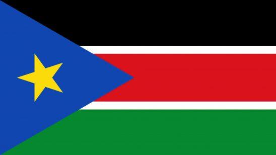 south sudan flag uhd 4k wallpaper