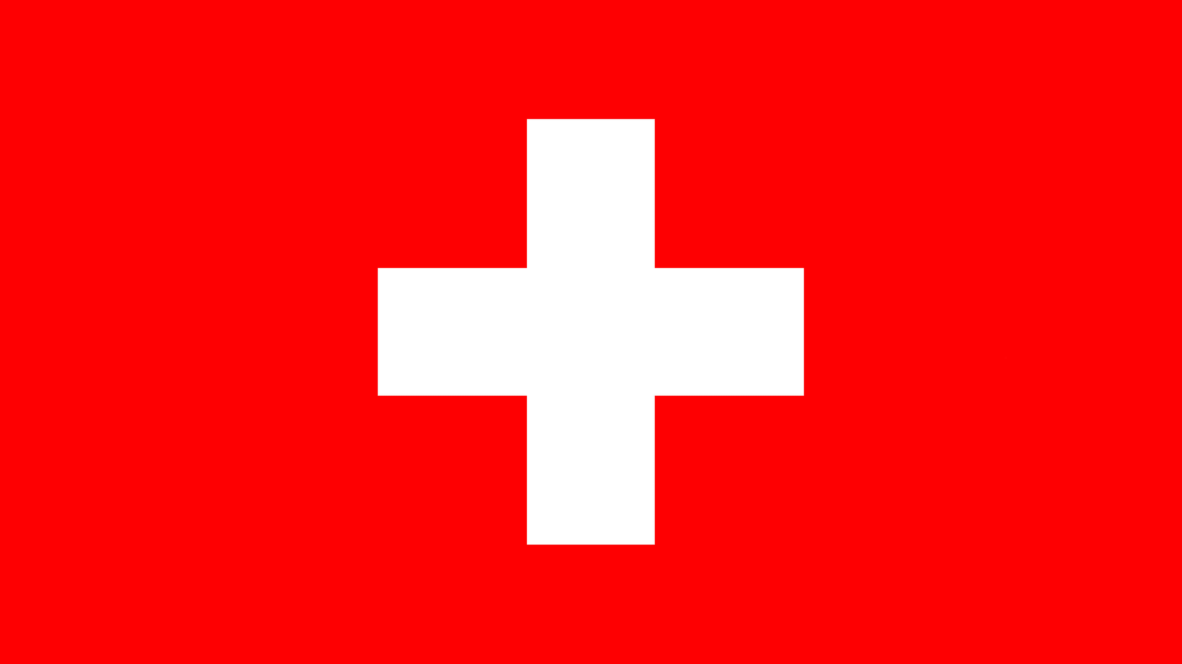 switzerland flag uhd 4k wallpaper