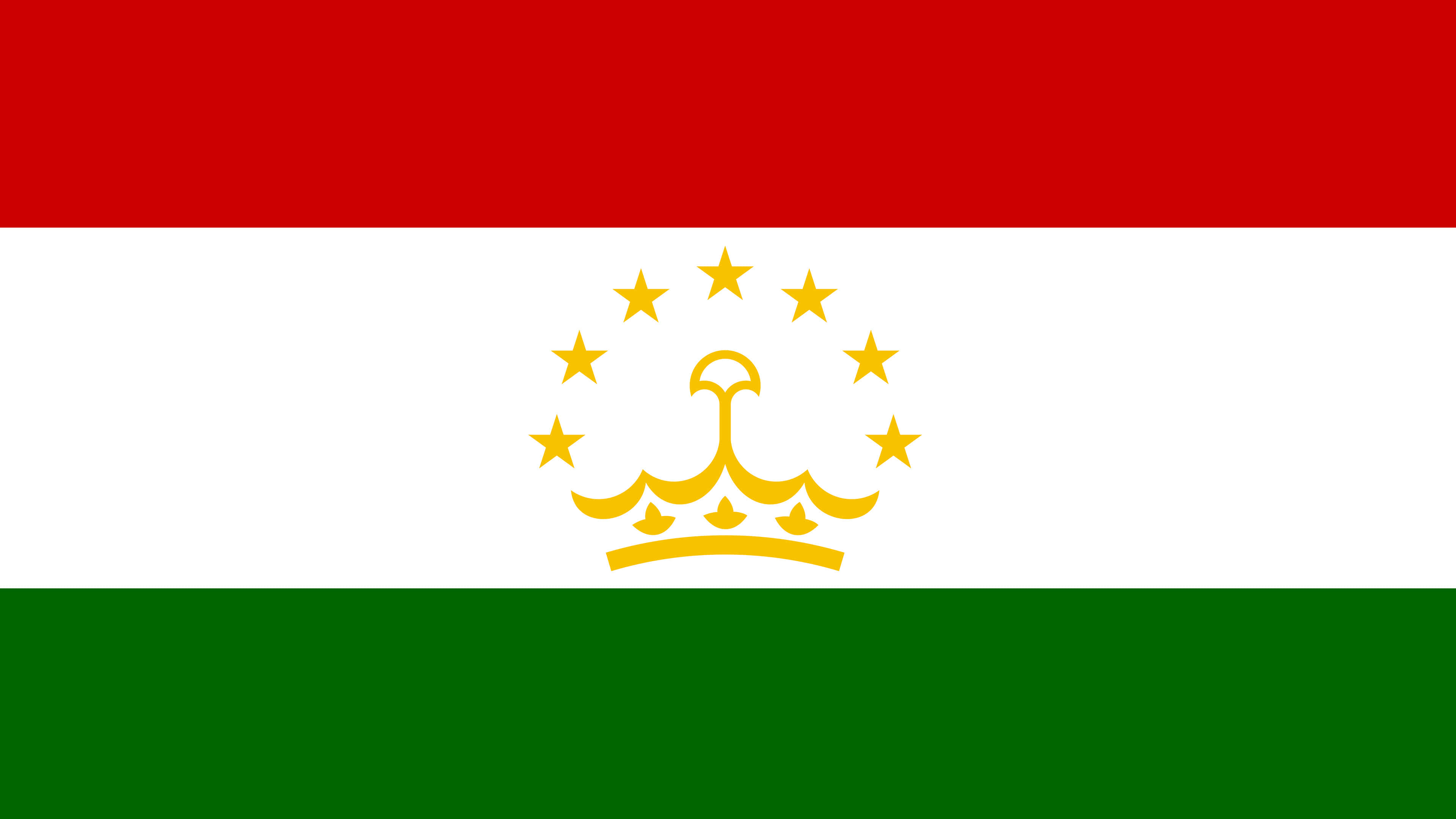 tajikistan flag uhd 4k wallpaper