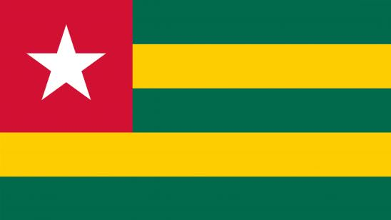 togo flag uhd 4k wallpaper