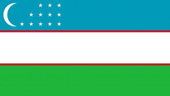 uzbekista flag uhd 4k wallpaper