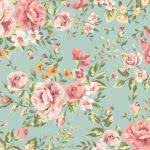 vintage floral pattern uhd 4k wallpaper