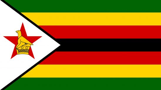 zimbabwe flag uhd 4k wallpaper