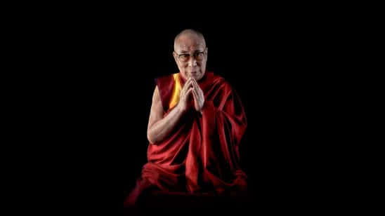 14th dalai lama uhd 4k wallpaper