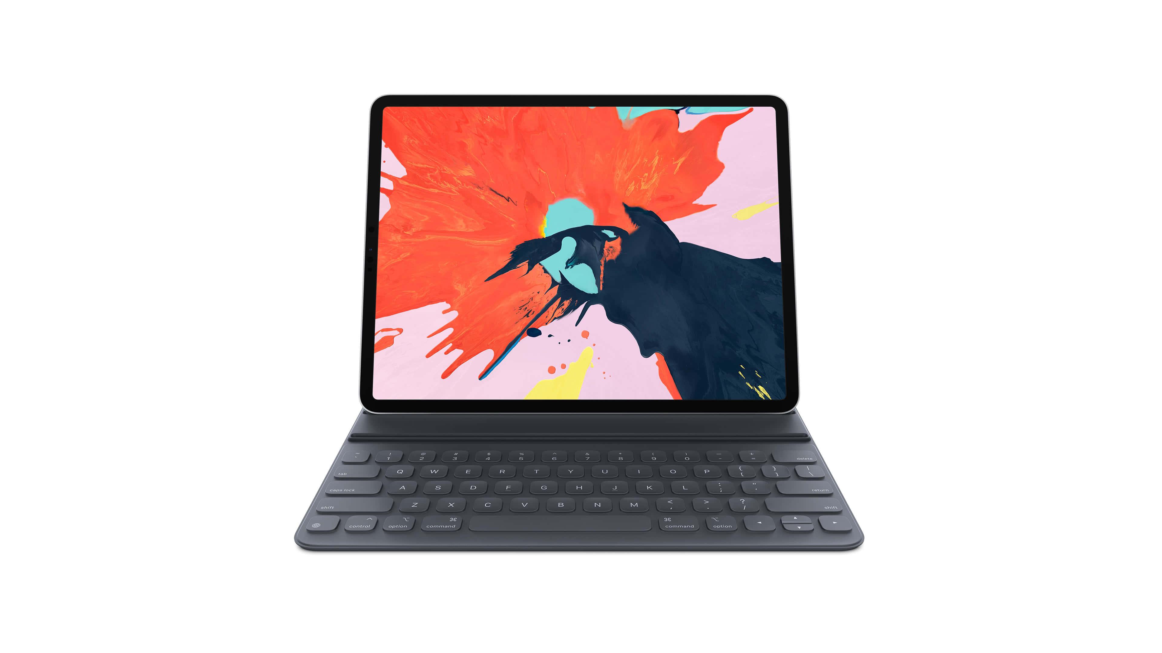 apple ipad pro 12.9 3rd generation keyboard case uhd 4k wallpaper