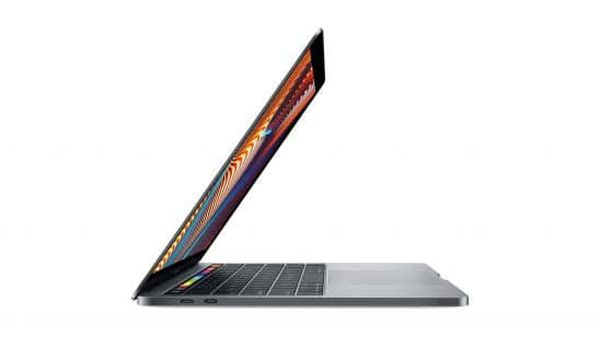 apple macbook pro 13.3 side uhd 4k wallpaper