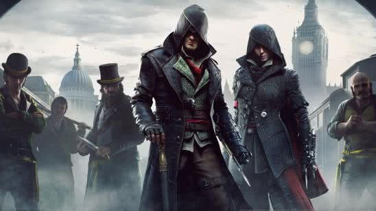 assassins creed syndicate jacob frye and evie frye uhd 4k wallpaper